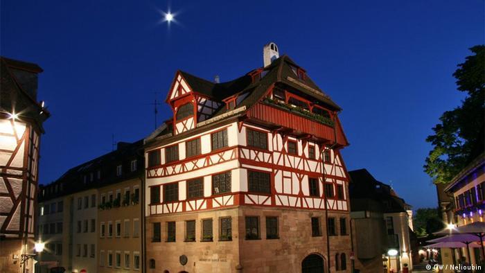 Дом-музей Дюрера в Нюрнберге