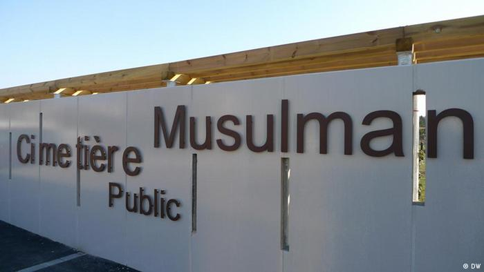 Muslim Cemetery in Strasbourg