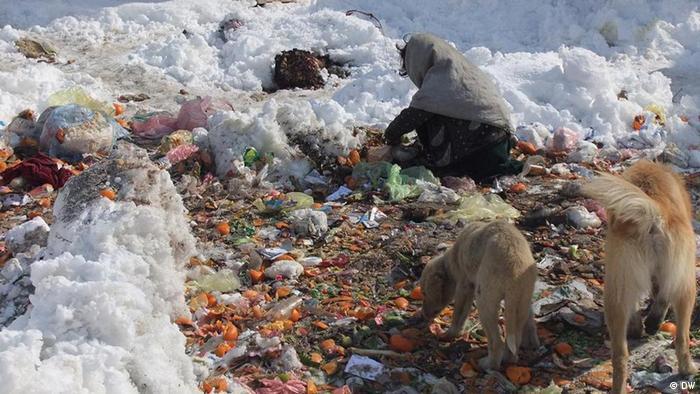 Afghanistan Kinder Winter