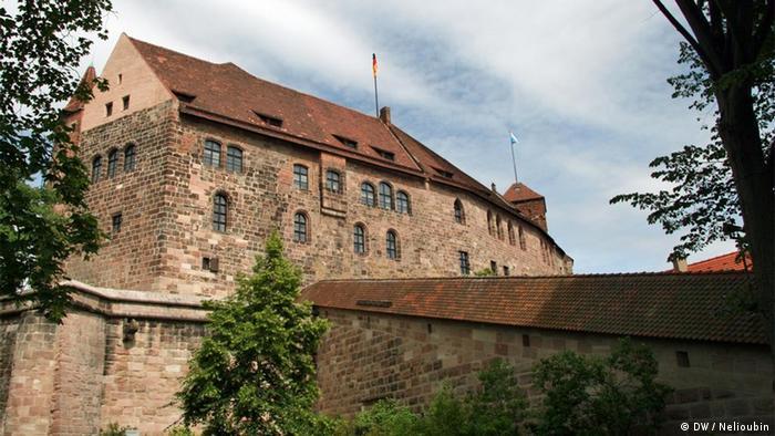 Императорский замок Кайзербург - Nürnberger Burg