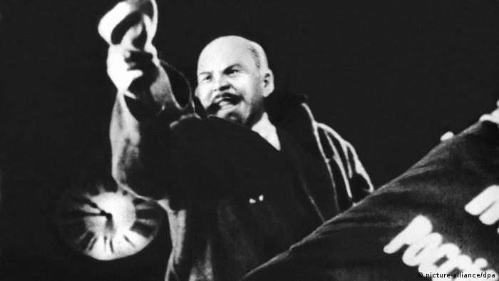 Sergej Eisenstein Oktober (picture-alliance/dpa)