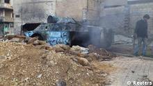 به گفتهی مخالفان رژیم سوریه، شهر حمص در روزهای اخیر هدف حملات شدید ارتش بوده است