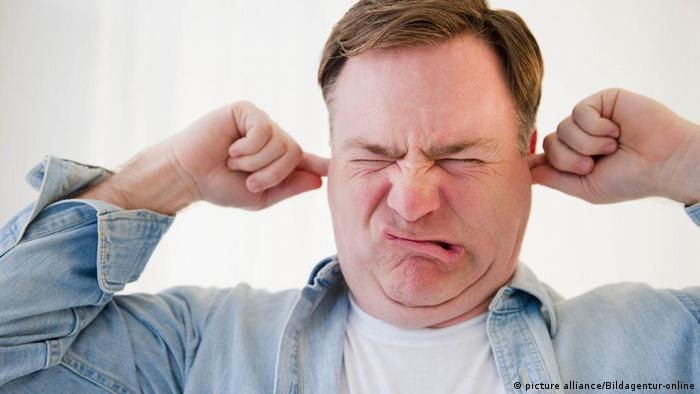 Tinnitus کی کیفیت تکلیف دہ ہوتی ہے