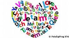 Symbol Herz Valentinstag Liebe