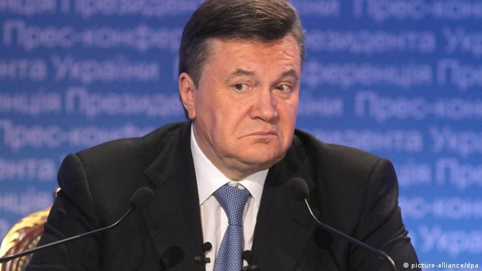 Янукович може знімати гроші з рахунків у ЄС, якщо доведе, що йому нічого їсти