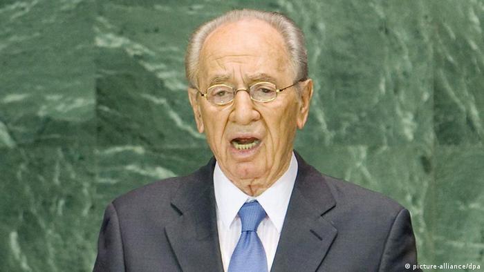 Shimon Peres,