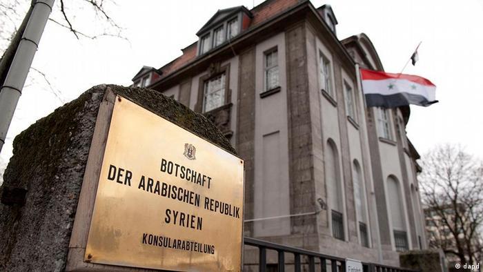 وزارت امور خارجه سوریه تا کنون واکنشی نسبت به اخراج دیپلماتهایش از خاک آلمان نشان نداده است