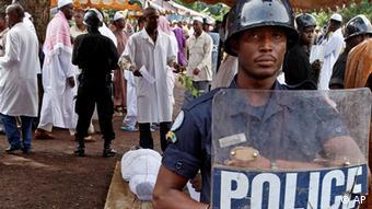 Guinea Conakry Massaker 2009