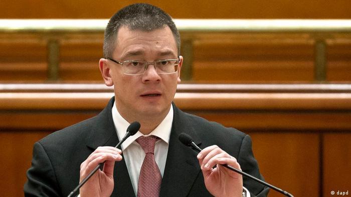 Rumänien Neue Regierung von Parlament bestätigt