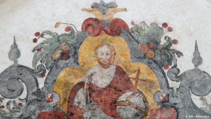 Роспись собора в Любеке
