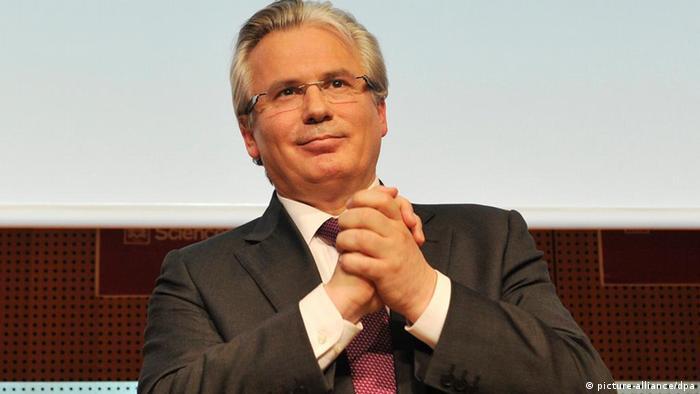 Spain's Judge Baltasar Garzon