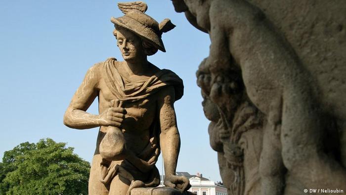 Бог торговли в Любеке