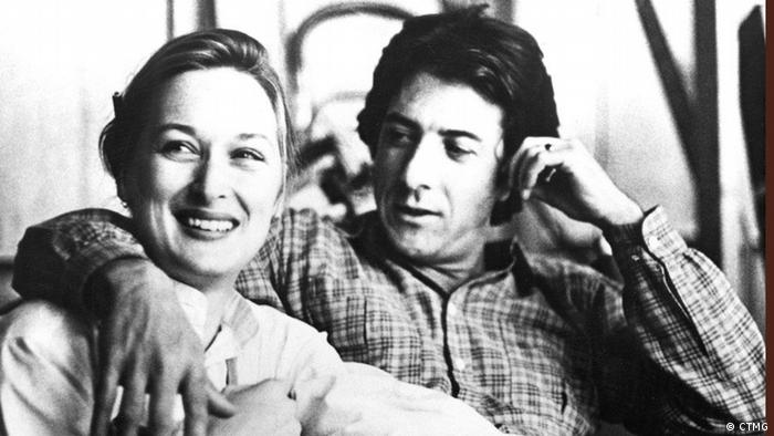 Dustin Hoffman und Meryl Streep in Kramer gegen Kramer. (CTMG)