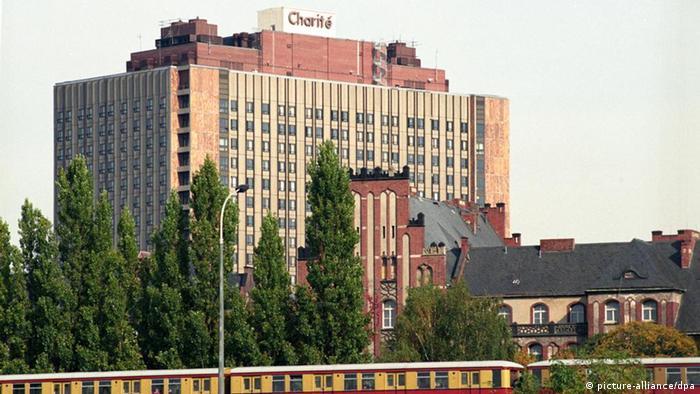 Charite-Klinik in Berlin