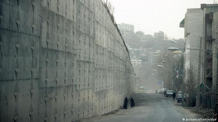 Iran Teheran Evin Gefängnis