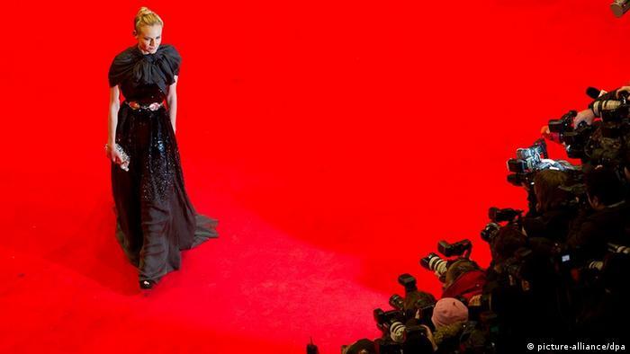 Deutschland Berlin Film Berlinale Filmfestival 2012 roter Teppisch Diane Kruger
