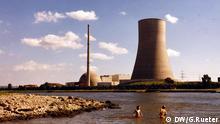 Deutschland Atomenergie AKW Mülheim Kärlich