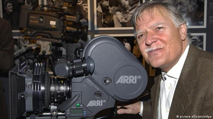 Star-Kameramann Michael Ballhaus (Foto: dpa)