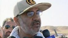 Iran General Hossein Salami