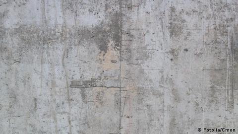 bindet holz an beton