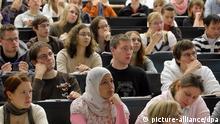 Steigende Studentenzahlen an Uni Halle-Wittenberg