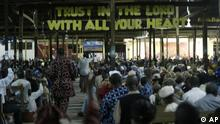 Pfingstkirchen in Afrika
