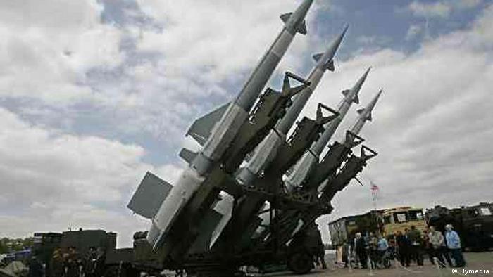 Боевые ракеты на вооружении армии Беларуси