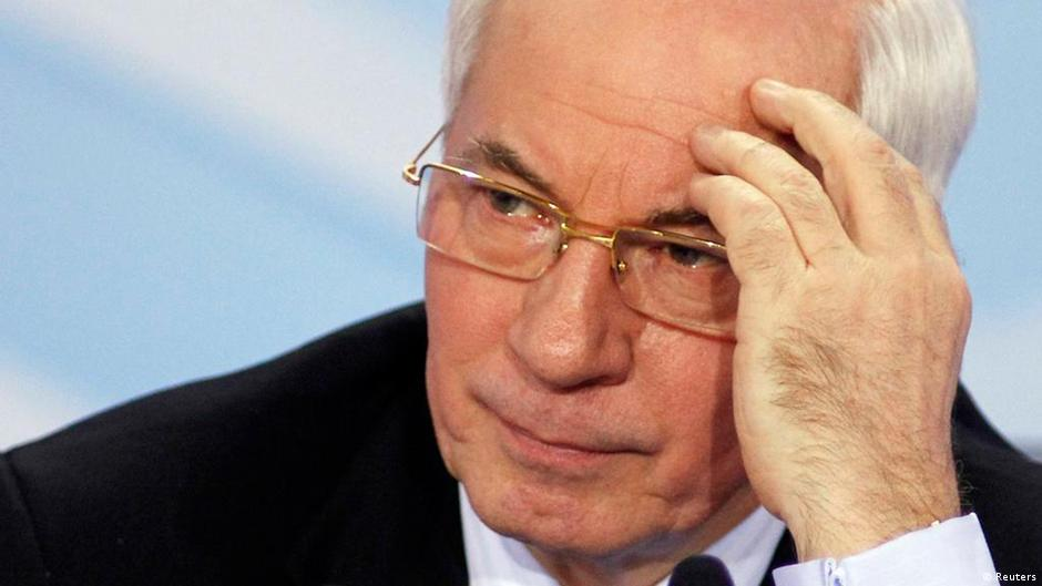 Азаров: Киев рассчитывал на другую реакцию Москвы по соглашению с ЕС | DW | 24.11.2013
