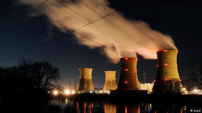 نیروگاه اتمی هاریسبورگ که حادثه سال ۱۹۷۹ در آن به توقف صدور مجوز برای ساخت نیروگاههای اتمی در آمریکا انجامید