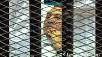 Proses hukum Mubarak