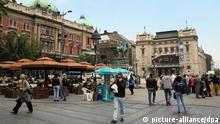 Kulturwüste Belgrad