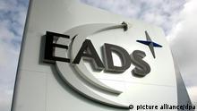 Logo EADS Friedrichshafen Airbus