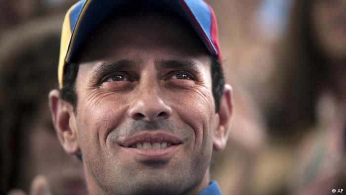 Henrique Capriles Radonski (AP)