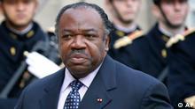 Ali Bongo Ondimba, neuer Präsident von Gabun