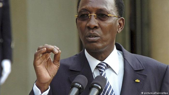 Tschad Präsident Idriss Dedy Itno