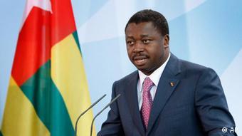 Le président Faure Essozimna Gnassingbé a été réélu en février pour un mandat de quatre ans