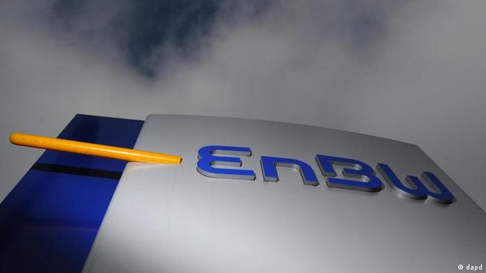 Логотип концерна EnBW