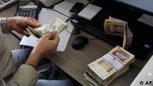 Iran Dollar Tausch