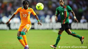 Zambia vs. Ivory Coast