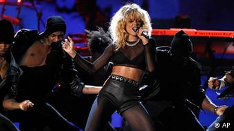 Grammy Awards 2012 Rihanna