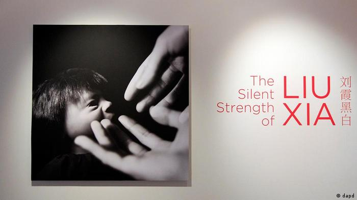 USA Fotoausstellung The Silent Strength of Liu Xia in New York