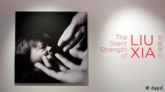 USA Fotoausstellung The Silent Strength of Liu Xia in New York (dapd)