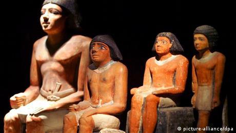Museum zeigt erstmals Statuen aus Zeit der Pharaonen