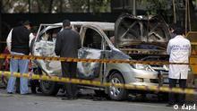 اتومبیل دیپلمات اسرائیلی در دهلینو با یک بمب مغناطیسی منفجر شد