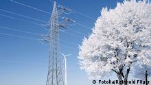 strommast, stromleitung, hochspannung, stromausfall, hochspannun; strommast; stromleitung; hochspannung; stromausfall; hochspannungsmast; stromtransport; überlandleitung; leitung; windkraft; windrad; windenergie; wind; energie; winter; baum; eisig; frost; frostig; gefroren; jahreszeit; kalt; schnee; vereist; reif; rauhreif; energieerzeugung; energiewirtschaft; generator; rotor; strom; ökostrom; energiepolitik; ökologie; ökologisch; erneuerbare; ressourcen; regenerative; technik; technologie; elektrik; elektrisch; elektrizität; feld © 2008 by Reinhold Foeger jr.