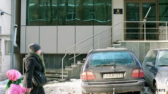 انفجار بمب در نزدیکی سفارت اسرائیل در تفلیس