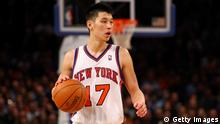 Basketball NBA Jeremy Lin