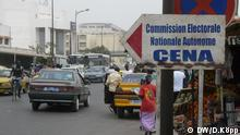 Präsidentenwahl im Senegal