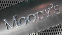 Ratingagentur Moody's senkt das Rating von mehreren EU Staaten