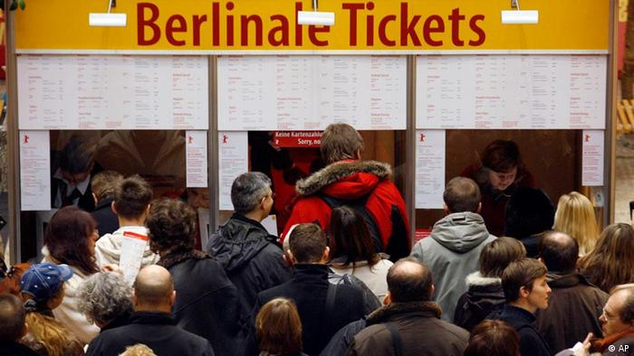 Berlinale 2007 Tickets (AP)